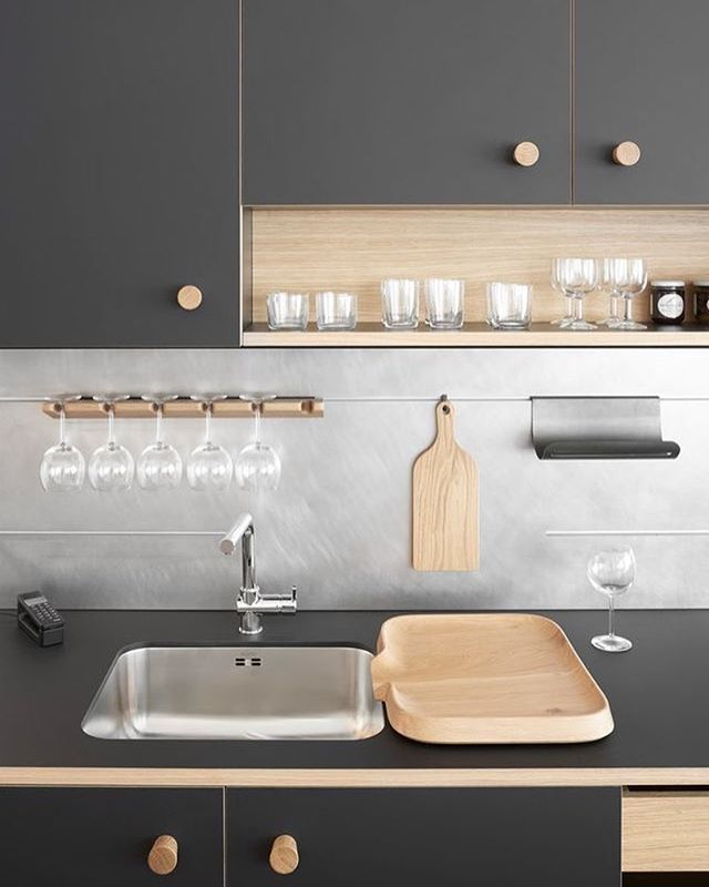Japanese Kitchen Cabinets