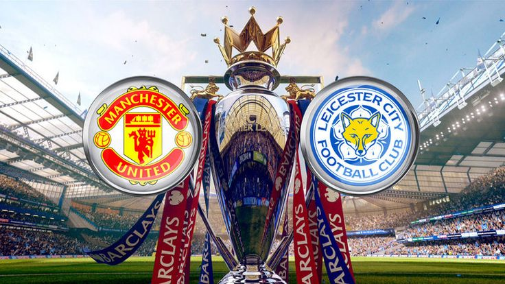 Leicester City Vs Manchester United telecast in India