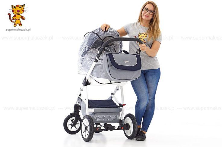 Do wózka Rider 3w1 dołączona jest folia przeciwdeszczowa. Spacer w deszczu nie musi skończyć się katastrofą. :)   http://supermaluszek.pl/Wozek_dzieciecy_Rider_3w1_ecoskora_  #supermaluszek #rider #wózekdziecięcy #dziecko #baby
