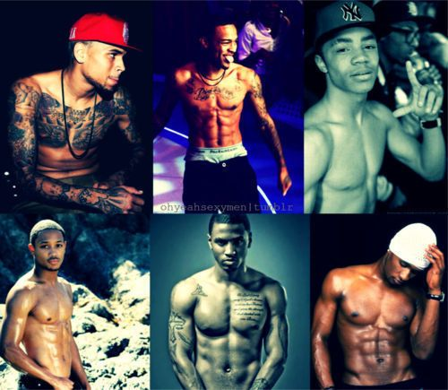 Chris Brown, Bow Wow, Legacy, Romeo, Trey Songz & Usher