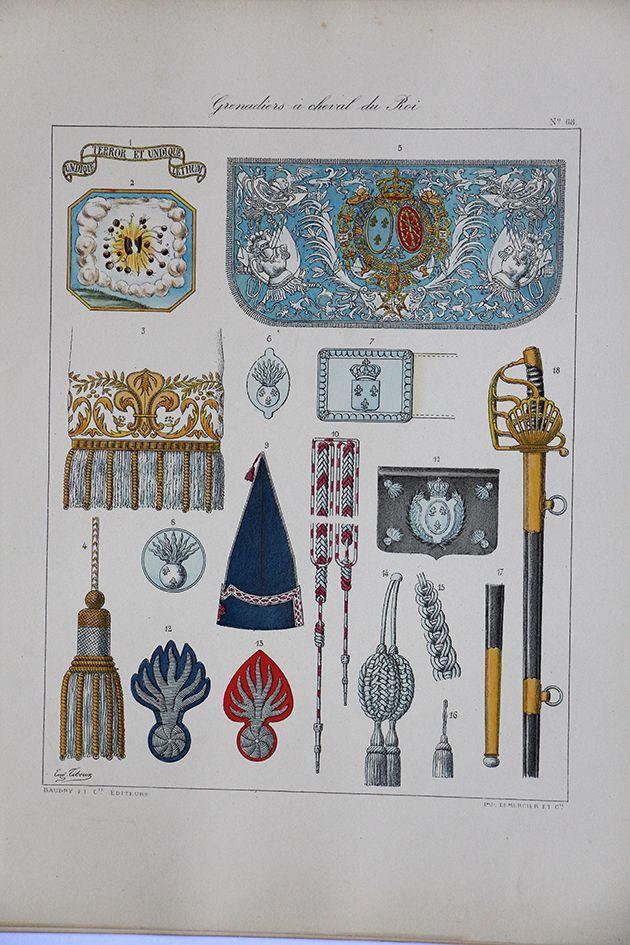 Les 183 meilleures images propos de france cavalerie for Origine du mot maison