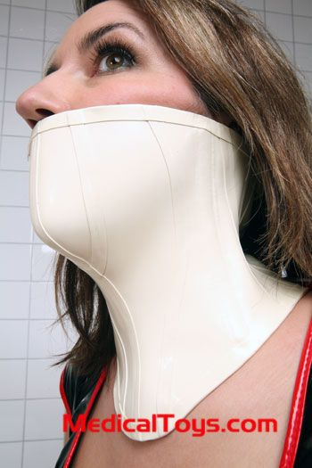 Apologise, but, fetish neck brace corset apologise, but