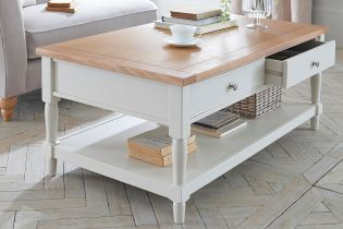 Buy Shaftesbury Painted Coffee Table from the Next UK online shop