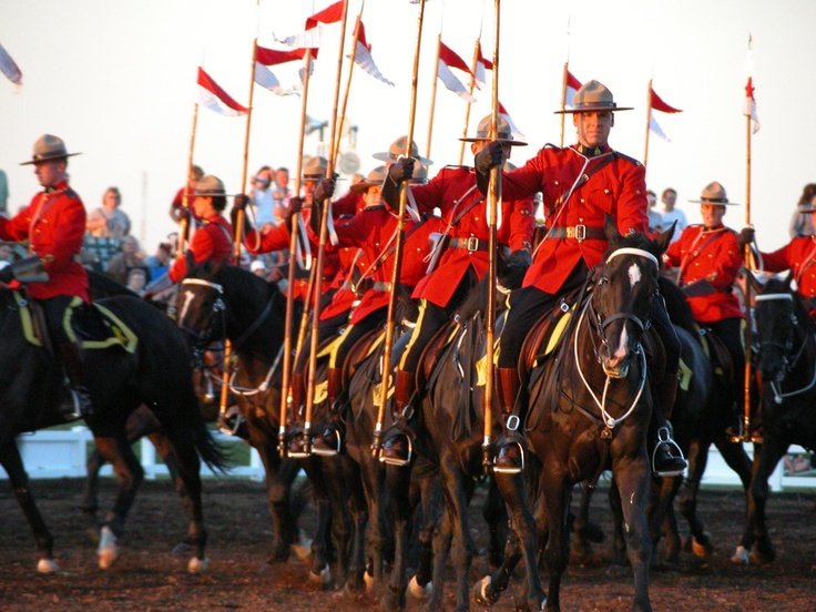 RCMP Musical Ride @rcmpgrcpolice. www.storylinepr.ca