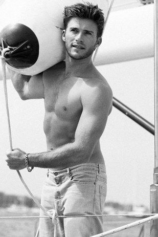 Scott Eastwood, son of Clint Eastwood. | 19 Very Hot Guys Spawned From Other Famous Guys