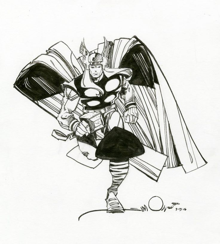 The Marvel Comics of the 1980s — The Mighty Thor by Walt Simonson