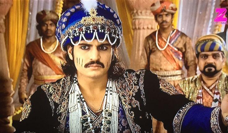 Rajat Tokas as Emperor Akbar