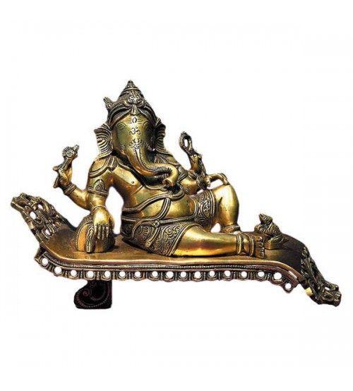 Brass Takht Ganesh