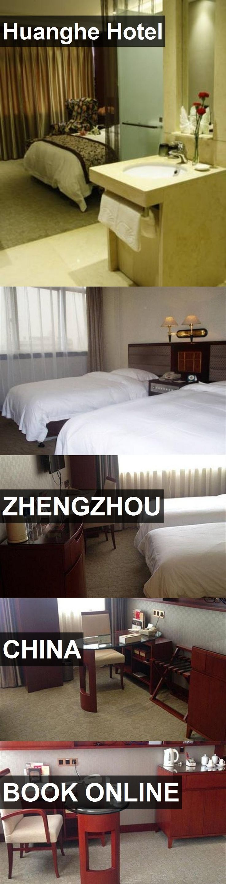 Huanghe Hotel in Zhengzhou, China. For more information, photos, reviews and best prices please follow the link. #China #Zhengzhou #travel #vacation #hotel