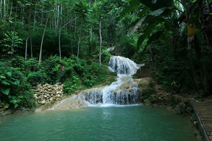 Taman Sungai Mudal Yogyakarta
