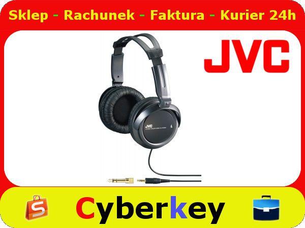 SŁUCHAWKI NAUSZNE JVC HA-RX300 E