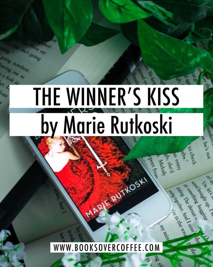 Review of The Winner's Kiss by Marie Rutkoski