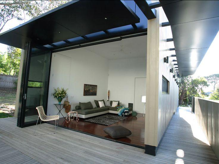 Bird de la Coeur Architects - McBride House Photos: Shannon McGrath
