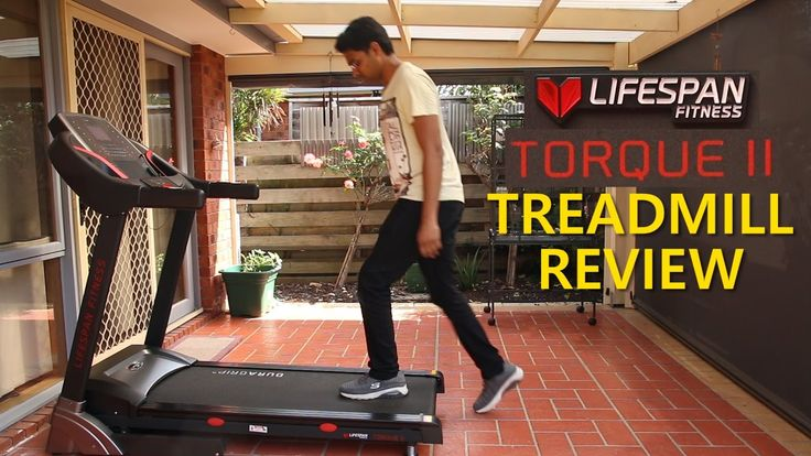 Torque ii treadmill review