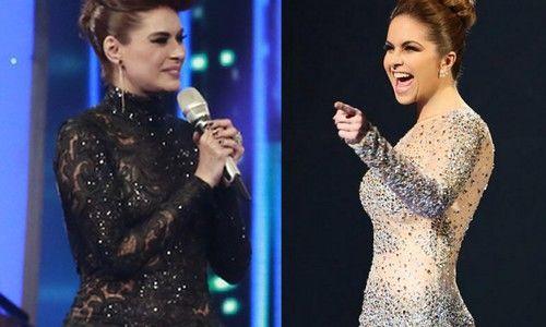 Lucero y Galilea Montijo en reality TV