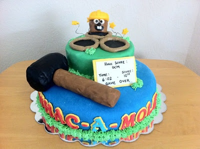 Mole day cake http://cakecentral.com/g/i/2402597/woodlands-prep-mole-day-cake-two-tiers/u/731786/