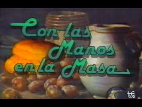 cabecera del programa de cocina CON LAS MANOS EN LA MASA presentado por Elena Santonja Canción de Joaquín Sabina y Vainica Doble más videos de Sabina https:/...