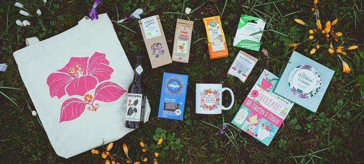 Das war drin in der BlütezeitBox - Bestell dir schon jetzt deine TrendBox! Hier geht's lang: www.trendraider.de/trendbox