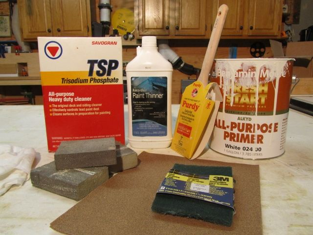 How To Paint Over Polyurethane Or Varnish Finishes ...
