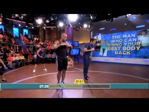 Shaun T Insanity on Dr. Oz