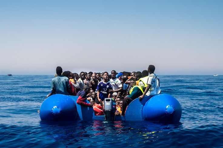 """Dozens of migrants believed missing off Libya http://betiforexcom.livejournal.com/26190863.html  Libyan coast guards rescued about 85 migrants off the shore east of Tripoli on Saturday but about 40 more migrants were believed to be missing, a coast guard officer said. The migrants were rescued about six miles (10 km) north-west of the town of Garabulli after fishing boats spotted them at sea, said Muammar Mohamed Milad, a local coast guard official. """"Due to the heavy load on the rubber boat…"""