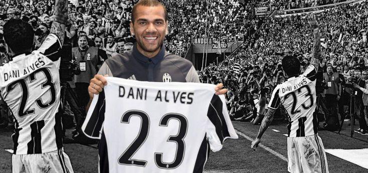 """Il terzino brasiliano Dani Alves ha rescisso il contratto con la Juventus: """"Non gioco per i soldi"""". Per salutare la società bianconera e i suoi tifosi, dop"""