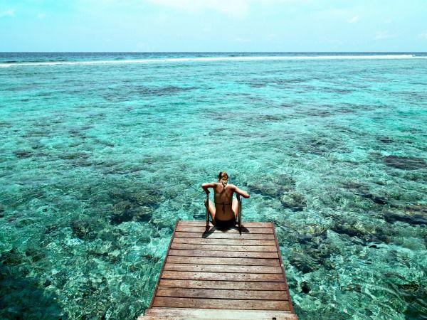Cómo viajar a las Maldivas sin gastar mucho dinero