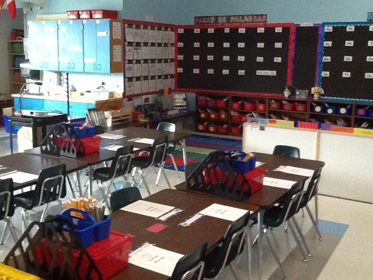 Foreign Language Classroom Decorations ~ Best dual language ideas on pinterest