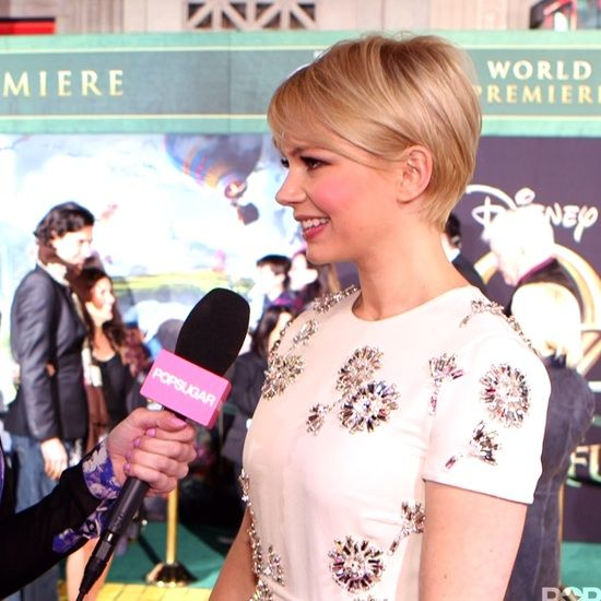 """Video: Michelle Williams on """"Overwhelming"""" Oz Premiere and Showing It to Matilda"""