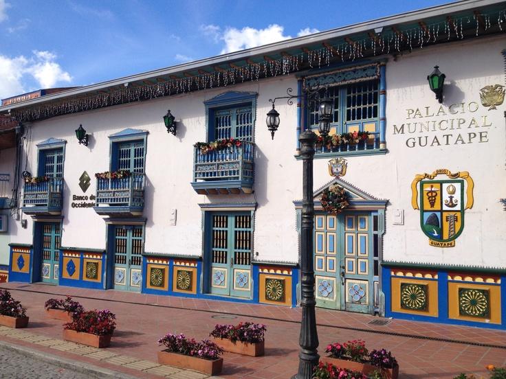 Centro de Guatape
