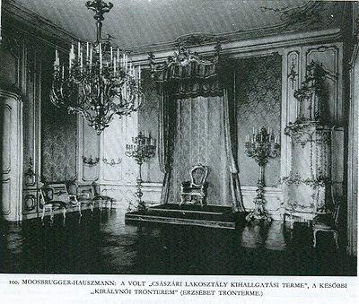 Királyi palota, királynői trónterem