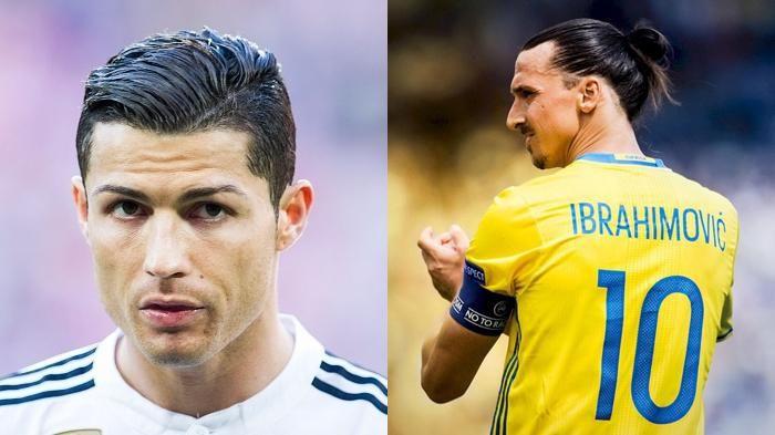 Gaya Rambut Pemain Bola - 5 Hairstyle Nyentrik Bintang Lapangan Hijau