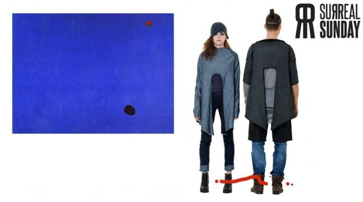 SURREAL SUNDAY-art intentions-Joan-Miro-Blue-III-1961