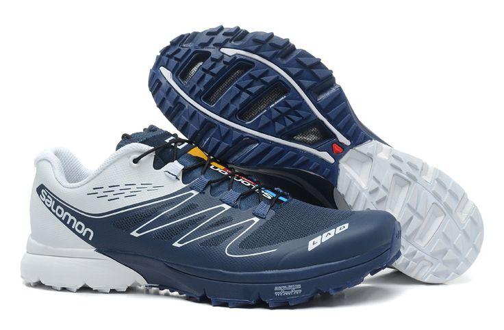73bf8e272ab ... get trail running shoes salomon s lab sense ultra mens outdoor athletic  shoe deep blue grey