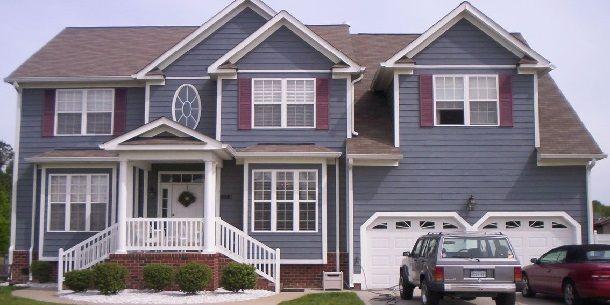 Best Exterior House Paint Colors for 2017