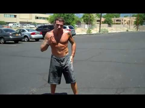 Wortkout... HIIT  Clay Guida MMA Fighter | Kettlebell Training | Albuquerque, NM