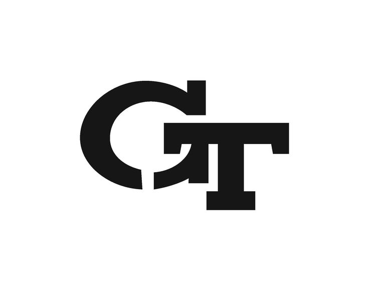 Simple GT Pumkin Stencil