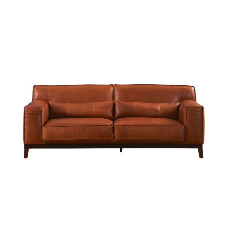 Reno Leather Sofa from Domayne Online