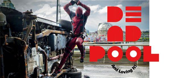 New Deadpool images show the main cast