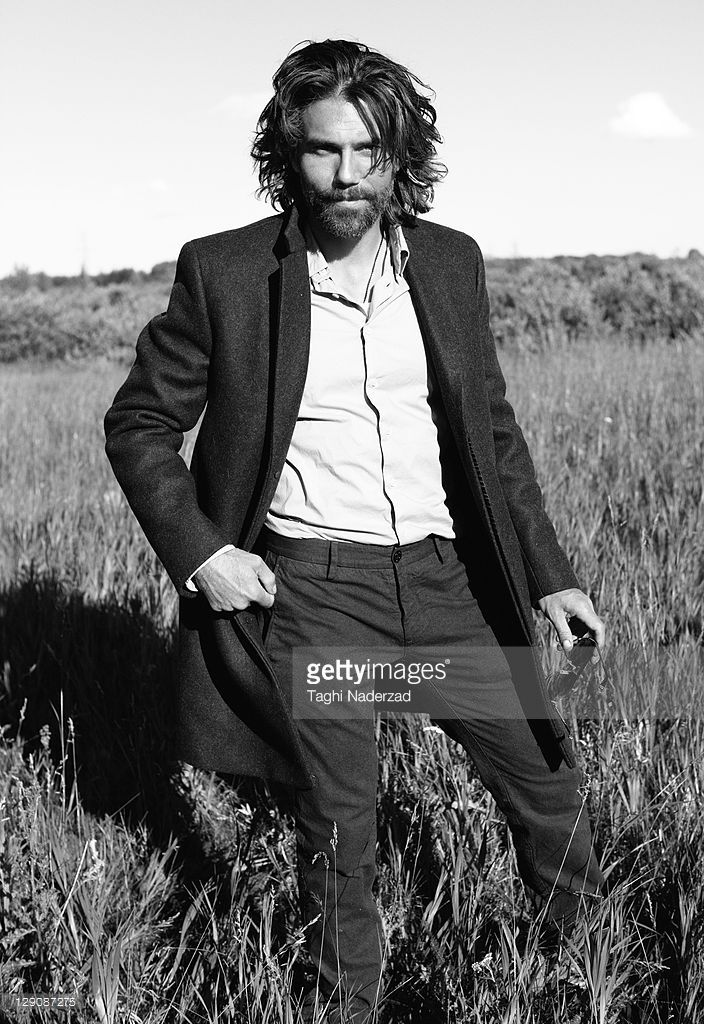Actor Anson Mount is photographed for Esquire Magazine on July 23, 2011 in New York City. ON EMBARGO UNTIL JANUARY 01, 2012.