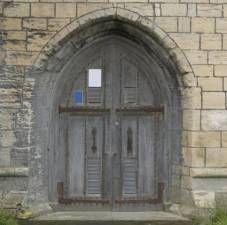 texture door double wooden medieval UK