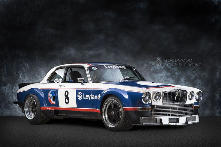 Goodwood Greats: Broadspeed Jaguar XJ12C