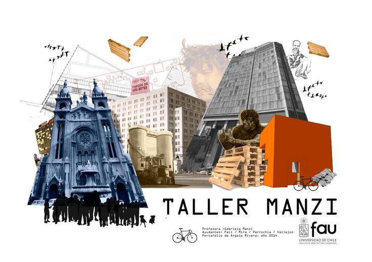 Portafolio Taller Manzi 2014 - FAU.