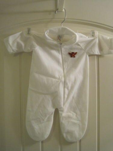 New-Auburn-Tigers-Infant-Small-Onsie