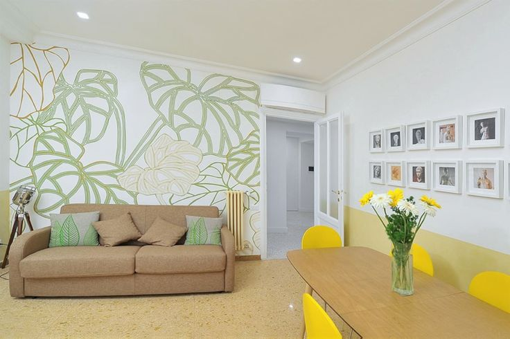A Beautiful, Eco Sustainable 2 Bedroom Apartment In Lovely Ostiense  District, Just 4
