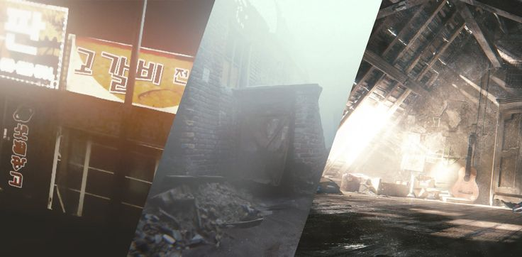 Quick Tip - Volumetric Lighting - Gleb Alexandrov