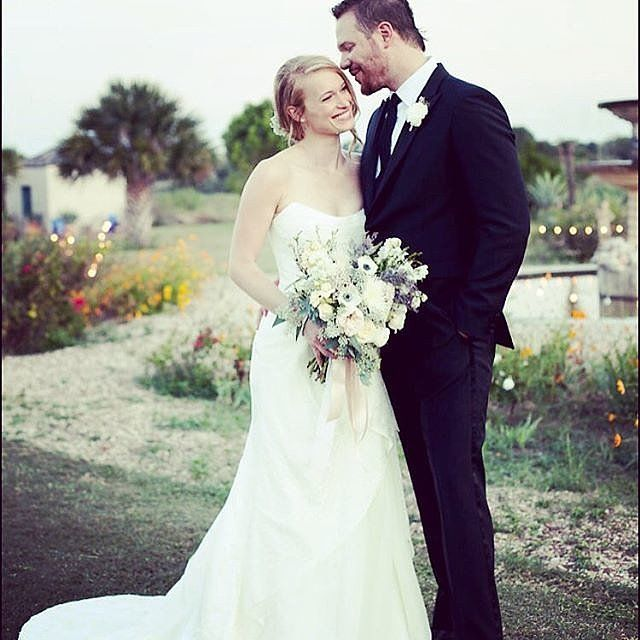 True Detective's Leven Rambin Marries True Blood's Jim Parrack!