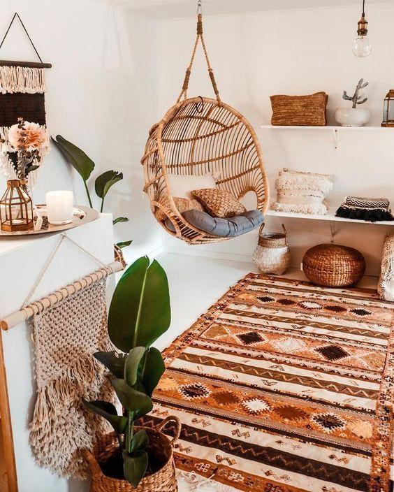 #Comfy #Interiors Toller Kelim-Stil für eine gem…