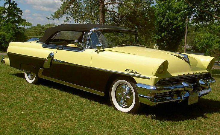 1956 Monarch Richelieu Convertible! | CARS BUILT IN CANADA ...