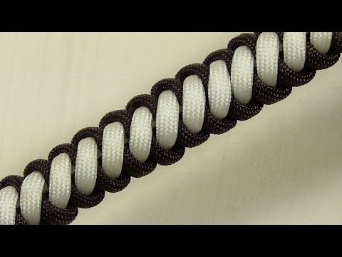 """""""How You Can Make A Crooked River Paracord Survival Bracelet"""" - YouTube"""
